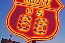 WIP: Route 66 Anthology / A collection of stories about Old Route 66 in the works by members of my critique group: WordsmithSix.com -- This is going to be awesome!