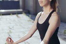 Yoga / Von Yoga Workouts, Yoga Outfits und Posen.