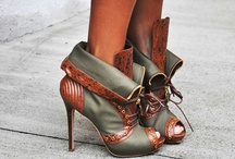 Shoes ~ Sandals ~ Sneakers / by Chris Scruggs