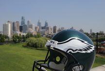 Helmet Hunt / #Eagles Football is back and we're taking over Philadelphia ... Literally. / by Philadelphia Eagles