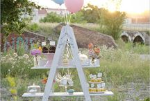 Dessert table ideas / dessert table, wedding, party food, theme food
