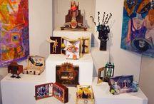 Altars: Religious Rituals. September 4-27, 2015 / A collaboration with the Del Ray Artisans & Art Latin American Collective Project. Curators John Bordner & David Camero.