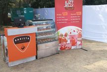 Juzt Jellies @ Bookaroo / We are participating in Bookaroo Festival today and tomorrow!  Coffee lovers are cordially invited to relish Barista feast at Indira Gandhi National Centre For the Art, 1, CV Mess, Janpath