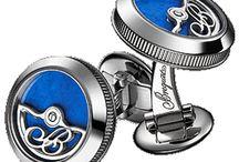 Gentleman's jewellery / #cufflinks
