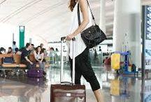 cute luggage