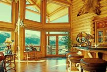 Cabin Fever / Homes.com's has #cabin fever! Here are a few of our favorite cabin #homes. #realestate #cabins / by Homes.com