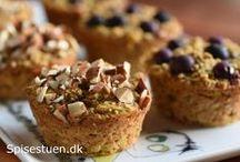 havregrød muffins