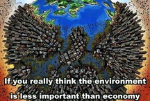 Planète en danger ~~ Endangered planet / Les humains  sont des  animaux nuisibles pour la planète ~~ Humans are noxious animals for the planet