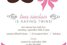 Beau and Bow Baby Shower / by StephandSpencer Sego