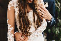 Γάμος μαλλια