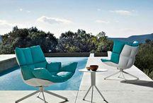 Muebles de diseño para terraza