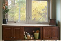 Bathroom Windows / In the smallest rooms of your home you need the most natural light. So let the light in with beautiful windows!