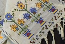 Hesap işi&Old embroideries