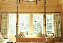 Window Treatment Ideas / by Virginia Gabora
