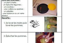 cuisine maternelle