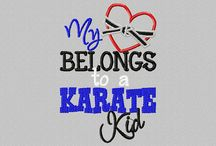 Karate Mommy :)