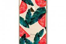 Fundas Frutas iPhone 7