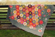 quilts & other overly ambitious sewing projects / by Laura Watt