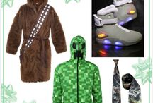 Things Nerds Wear / Some of the best nerdy clothing and accessories.