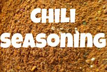 Seasonings / by Marci