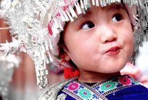 China: Minderheiten / Natürlicher Mensch