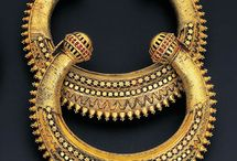 Jewelry - Metals and stones / by Sindhu Iyer