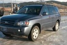Used 2007 Toyota Highlander for Sale ($15,395) at Kalispell, MT / Make:  Toyota, Model:  Highlander, Year:  2007, Exterior Color: Dark Blue, Doors: Four Door, Vehicle Condition: Good,  Mileage:84,000 mi, Engine: 4 Cylinder, Fuel: Gasoline, Transmission: Automatic.   Contact; 406-261-2682   Car Id (56630)