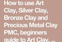 silver art clay