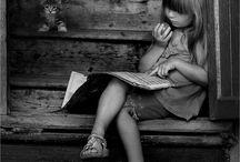 dziecko / dzieci w fotografii i sztuce