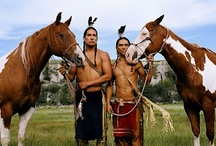 Cowboys and Indians / by Sherry Gallant