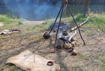 Cozinha Pré-Histórica    Prehistoric Cooking / A cozinha na pré-história    Prehistoric Cooking