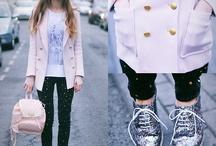 Street Style / by Nicole Chui