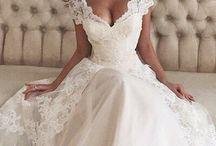 Menyasszonyi ruhák (fehér) - White Bridal Gowns