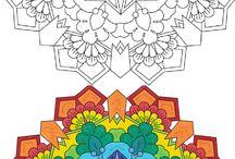 Mandala ed attività impegnative