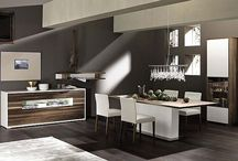 MODERN | DINING / Here are some looks for dining rooms that Interior Visions adores
