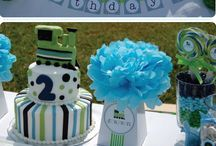 Celebrate / Party ideas for Co and Alina