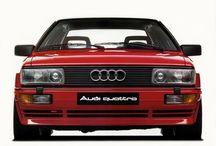 Classic Audi Quatto