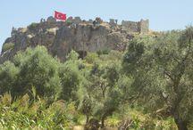 MUĞLA-Milas Beçin Kalesi