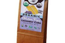 It's Wholesome Products / Organic Gluten Free & Vegan Baking Mixes. Non-GMO, GF Certified, Kosher and Vegan.  Yum.