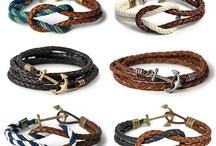 Bracelets d'ancrage