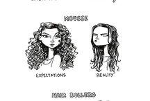 Hair Humour