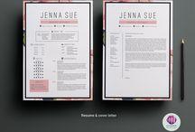 CV layouts