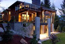 dreamy homes I love