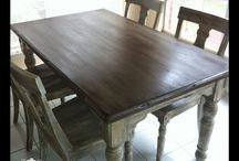 stain on chalkpaint
