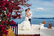 Santorini Honeymoon Photo Session