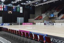 Netball Quad Series Durban