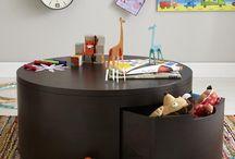 Grownup happy + kid friendly furniture