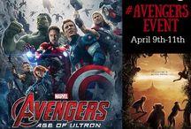 #AvengersEvent #MonkeyKingdom #LAZoo / Pins related to #AvengersEvent for Marvel's Avengers: Age of Ultron and Disneynature's #MonkeyKingdom & #LAZoo