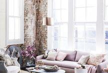 Klassischer Wohnstil mit romantischer und natürlicher Note