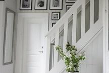 INTERIOR / Gallery walls